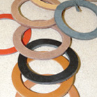 Leather Coupling Washers